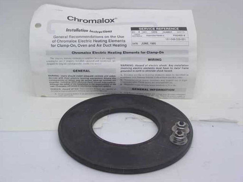 Chromalox 241-6000038-029  Electric Heating Element for Clamp-On