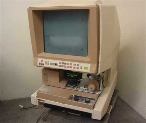 3M 7540 MFB  Microfilm Printer Reader