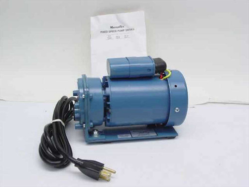 Cole-Parmer 7531-10  100 RPM Fixed Speed Pump Drive 115VAC 1.3A