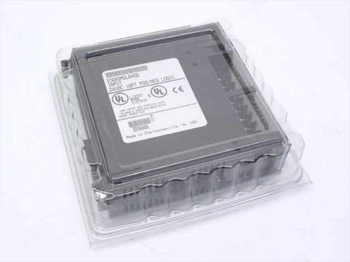 GE Fanuc IC693MDL645D  Input 24V DC 16Pt Pos/Neg Logic