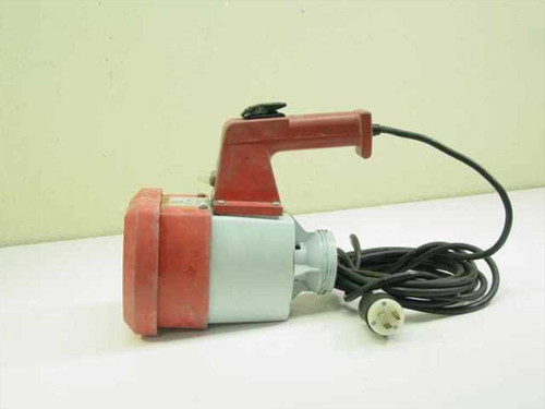 Jabsco 16420-0115  Drum Pump Motor and Tube 600 Watt 10,600 RPM