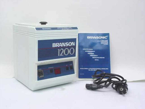 Branson B-1200  Ultrasonic Cleaner 1200 Series 220 V~