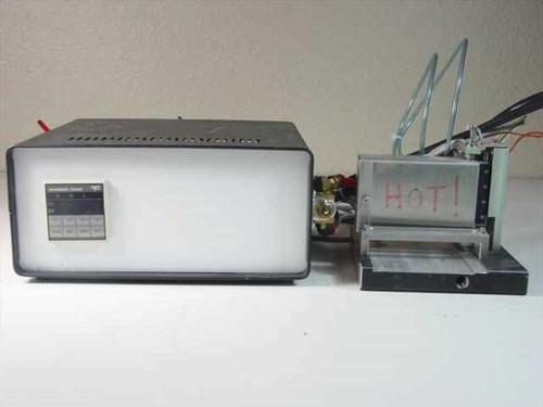 Custom Heat Sealing Machine  w/ Omega CN4400 Temperature Controller