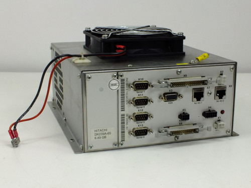 Comsys AG Pentium MMX 233mhz Industrial Computer Netsal (PAC-BRIC 2)
