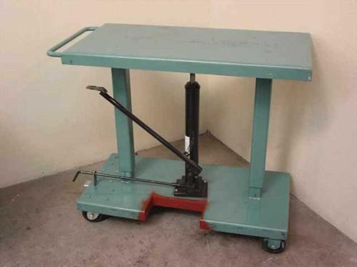 Generic Generic  Shop Cart with Long Stoke Hydraulic Lift