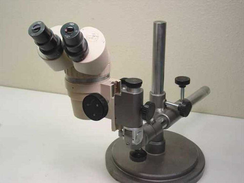 Olympus SZ  Stereo Zoom Microscope with Boom Stand