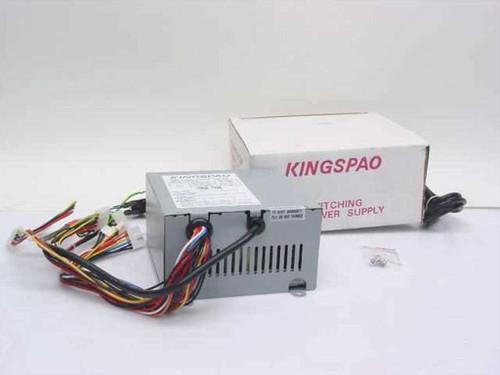 Kingspao KU-250P  250W Power Supply