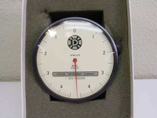 Datcon Instrument Co 419-005  Dial Indicator