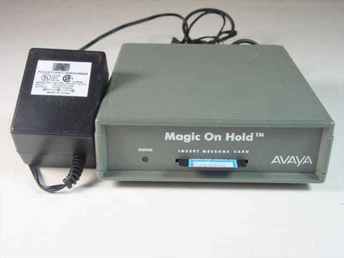 Avaya 407988500  Magic On Hold Unit w/ Power Supply