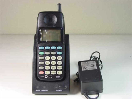 Lucent 9031  Radio Phone with Base and Power Supply