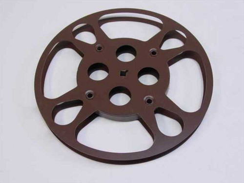 "Generic N /A  16 mm Film Reel 9.25"" Diameter x .75"""