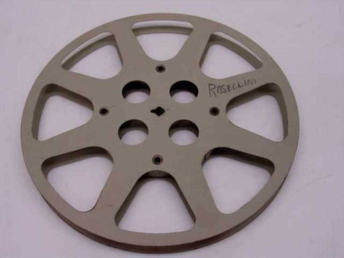 Generic N /A  16 mm Film Reel 10.25 Diameter x .75""