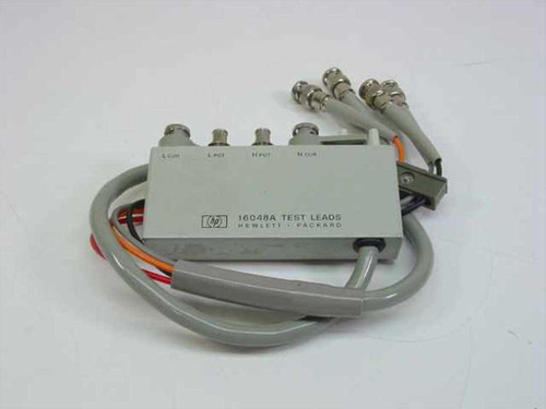 Hewlett Packard 16048A  Test Cables/Leads