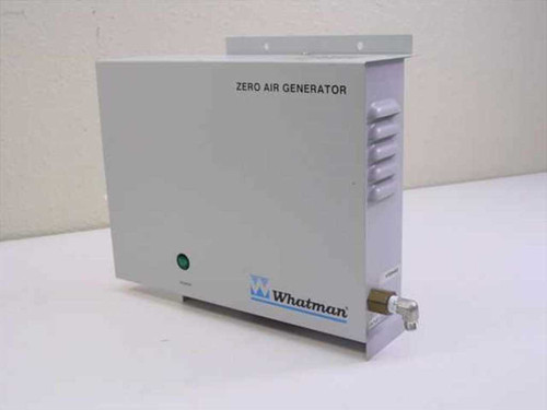 Whatman 75-83NA  Zero Air Generator - Looks Like New but sold As Is