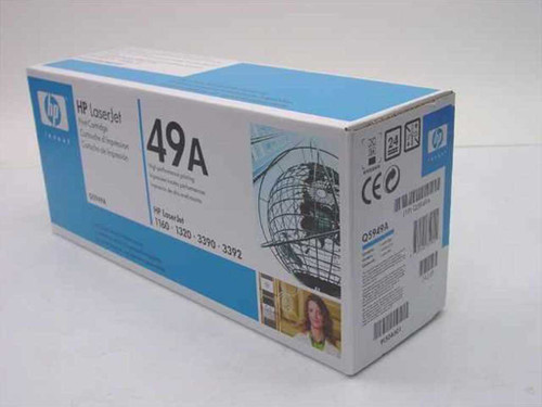 HP Q5949A  Toner Cartridge for LJ 1160,1320,3390,3392