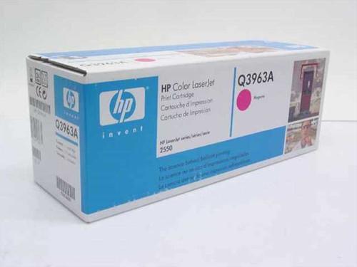 HP Q3963A  LJ 2550 Magenta Toner Cartridge