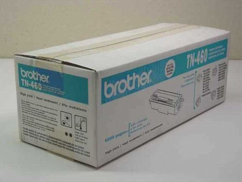 Brother TN-460  Toner Cartridge