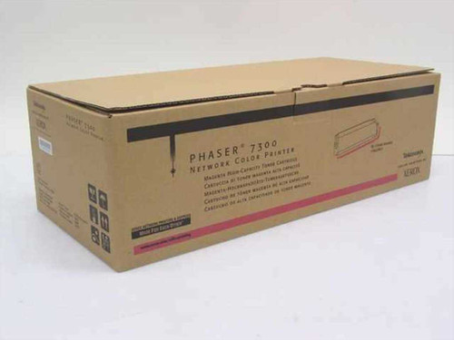 Tektronix 016-1978-00  Toner Cartridge Xerox Magenta for Phaser 7300