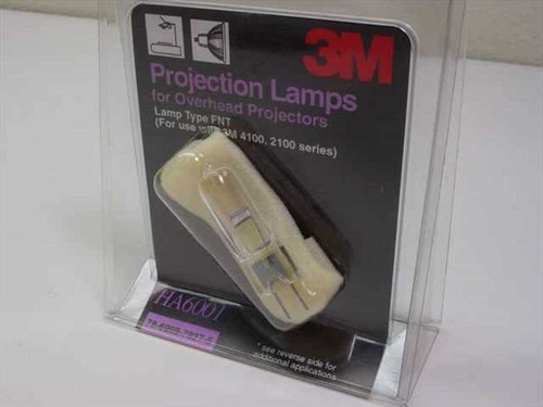 3M HA6001  Projection Lamps for Overhead Projectors - Lamp Ty