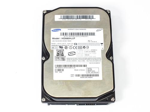 "Samsung HD080HJ 80GB 3.5"" 7200 RPM SATA Hard Drive"