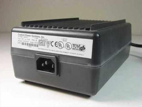 Custom Power Systems CPS701  Power 5V - 12A Information Technology Equipment P