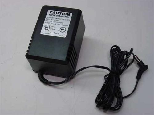 Telephone R75B-1  7.5V 700mA Power Supply, Class 2