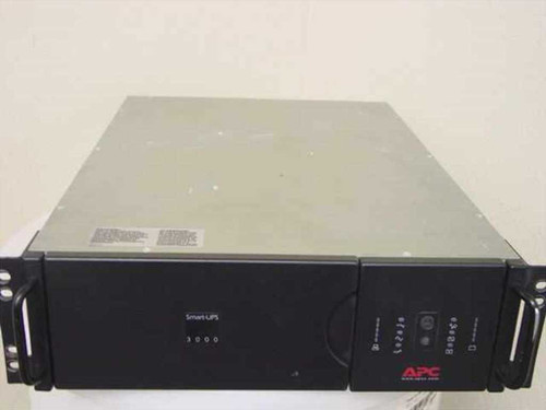 APC SU3000RBX135  3000 VA Rack Mount Smart-UPS 3000 - Black
