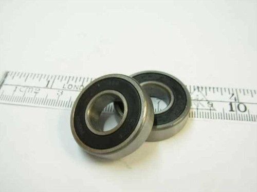 "Steel 1/2"" Bore  Ball bearing - 1/2"" x 1.125"" x 0.31 mm"