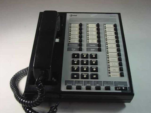 AT&T BIS-22  7314H01A-003 Office Phone Black 105188809-24