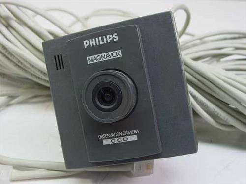 Philips Magnavox 68MC305R  Extra CCD Camera for Philips Observation System w/