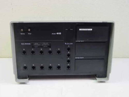 Avaya AT&T 410  Merlin Control Unit Four Line with Feature 2/V1