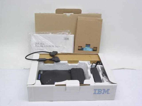 IBM 03L3080  20X Max Portable CD-ROM Drive 1969-010