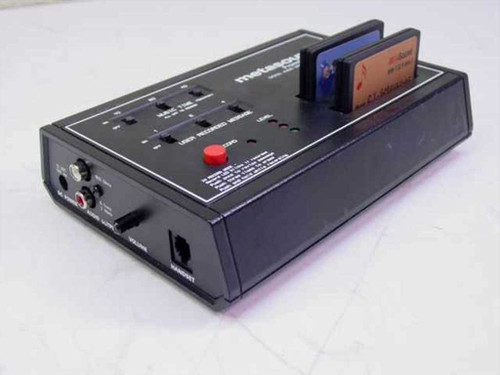 MetaSound MS-1800  PromoCast Pro Digital Audio Marketing Player w/ Ac