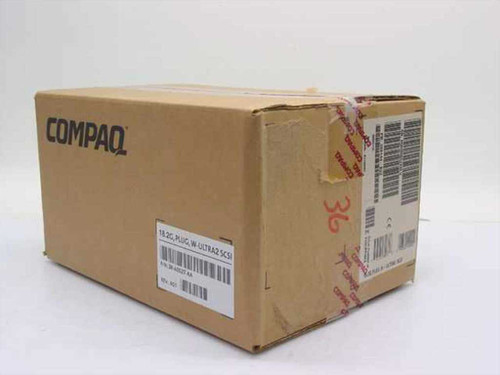 Compaq 388144-B22  18.2B Ultra2 SCSI Hard Drive