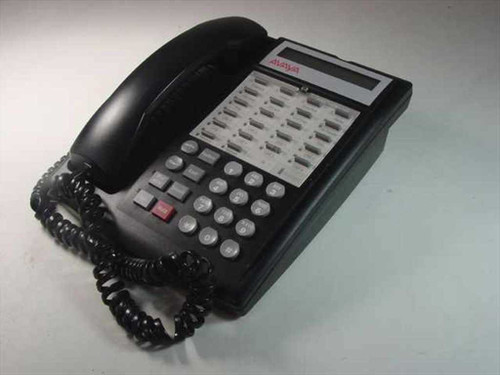 Avaya 18D  7311H14E-003 Partner Button Display Telephone - Bl