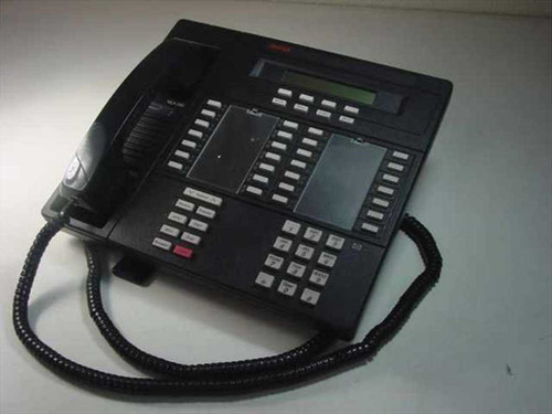 Avaya MLX-28D  7713D02G-003 Office Phone Black 108339763