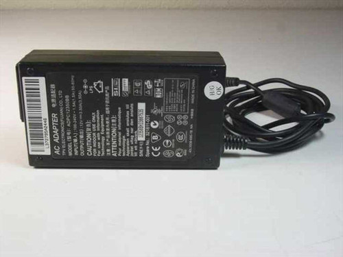 TPV Electronics ADPC12350BB  AC Adapter 12VDC 3.5Amp HP 321811-001