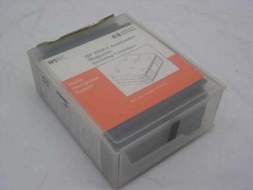 Hewlett Packard C1570A  DDS-3 Autoloader Magazine w/Cartridges