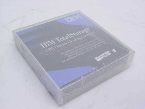 IBM 35L2086  LTO Ultrium Cleaning Cartridge - All Ultrium 1 & 2