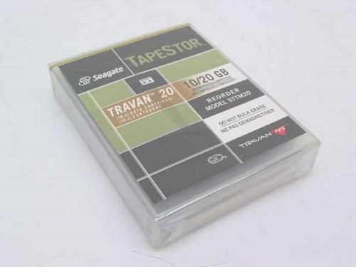 Seagate  NS20 TR-5  10/20 BG TapeStor Travan 20 Data Cartridge SSTM20