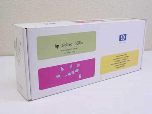 Hewlett Packard J3264A  JetDirect 500X Print Server