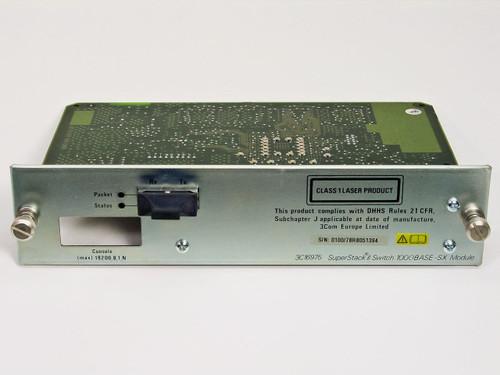 3Com 3C16975  SuperStack II Switch 1000Base SX Module