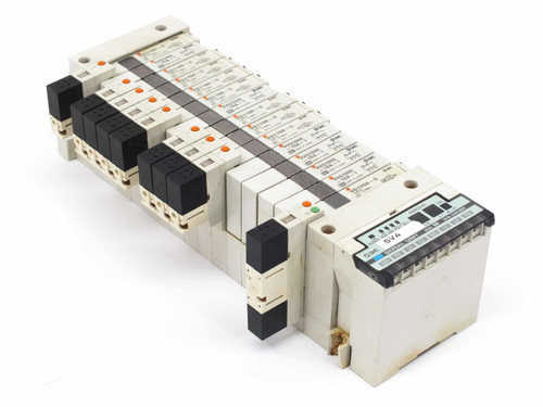 smc serial interface unit with manifold various solenoid valves 1.40__18071.1489909479?c\=2 smc manifold wiring diagram smc mini manifold regulator, smc  at virtualis.co