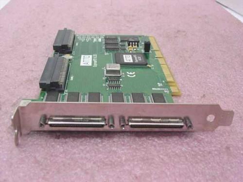 ATTO ExpressPCI-UL3D  SCSI Controller Card