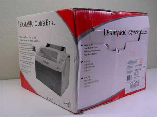 Lexmark E312L  Optra Laser Printer