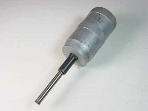 "Mitutoyo 152-388A  Micrometer Head 2""/0.0001"""