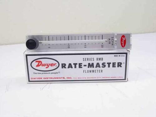 Dwyer Instruments RMB-51-SSV  Rate-Master Flow-Meter