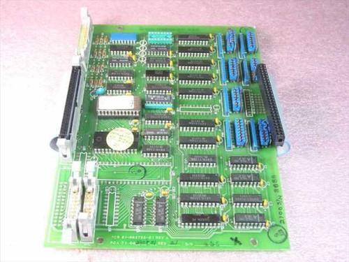 Compumotor 71-002907-01  PCB Servo Motor Controller