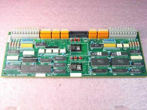 Opto 22 185172A-01  G4M Stepper Controller PBC