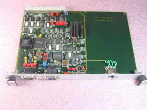 Gespac GESVIG-4VME  Video Mouse Keyboard Controller Card VME Bus